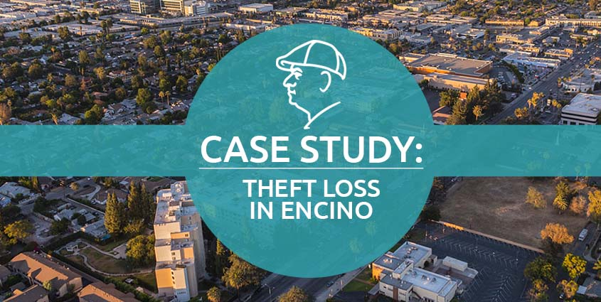 Case Study: Theft Loss in Encino